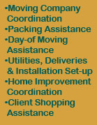 home buyer and relocation services list