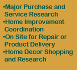 home improvement and product services list